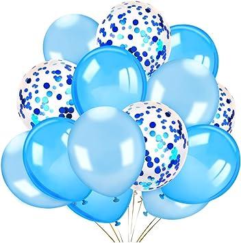"10 12/"" Confetti Latex Balloons Helium Birthday Wedding Party Decoration Balloon"