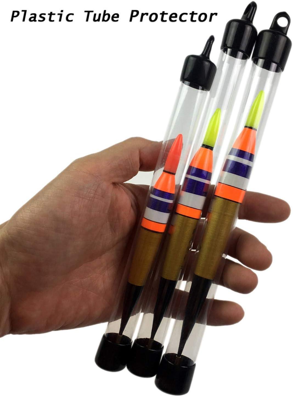 Posen f/ür Fische QualyQualy Elektronische LED-Angelposen f/ür Salzwasser 10,5 g 3,5 g Felsenfischen Fischk/öder mit Nachtbeleuchtung 3 St/ück 7 g