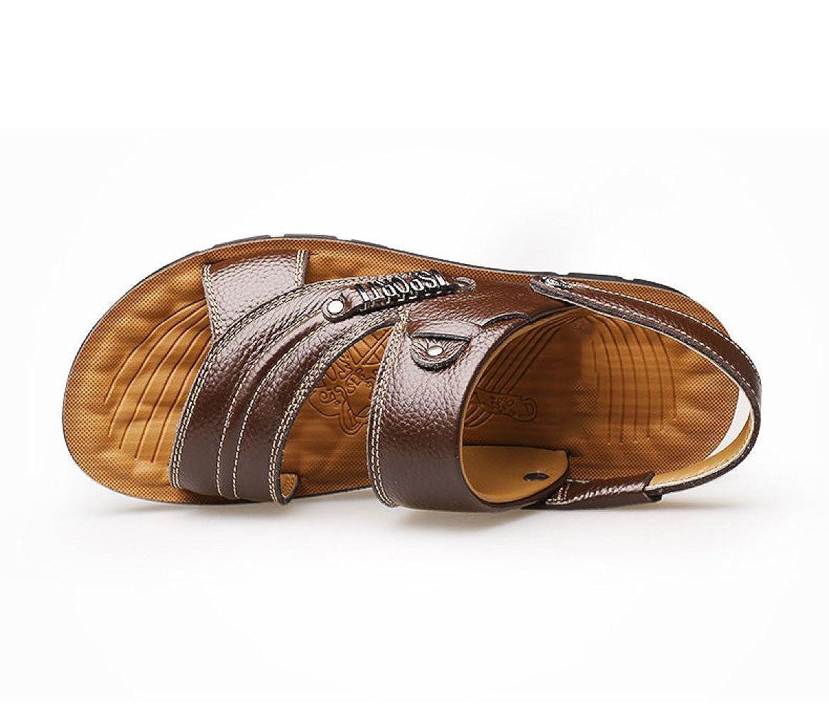 Scarpe da Spiaggia da Uomo Sandali Moda Scarpe Aperte Casual Selvagge da  Uomo  Amazon.it  Scarpe e borse 0a4fa269ffc