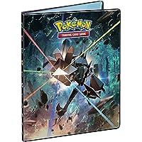 Asmodee 85131 - Cahier Range-Carte A4 - Pokémon Soleil et Lune Ombres Ardentes (Version Française)