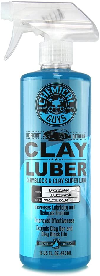 Chemical Guys CLY_403 Heavy Clay Bar, Black (100 g): Automotive