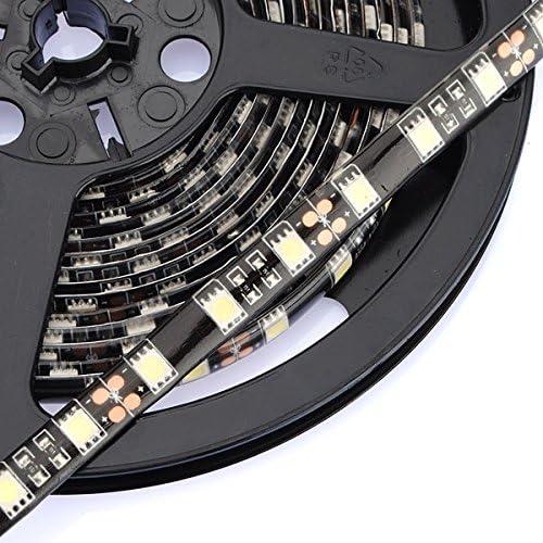 Queenwind 300は極度の明るい5050 Smdの防水白い適用範囲が広いストリップ5M 12Vを導きました