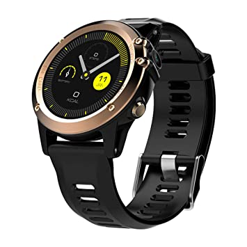 Amazon.com: ELYSYSRL Smartwatch Waterproof Fitness Activity ...