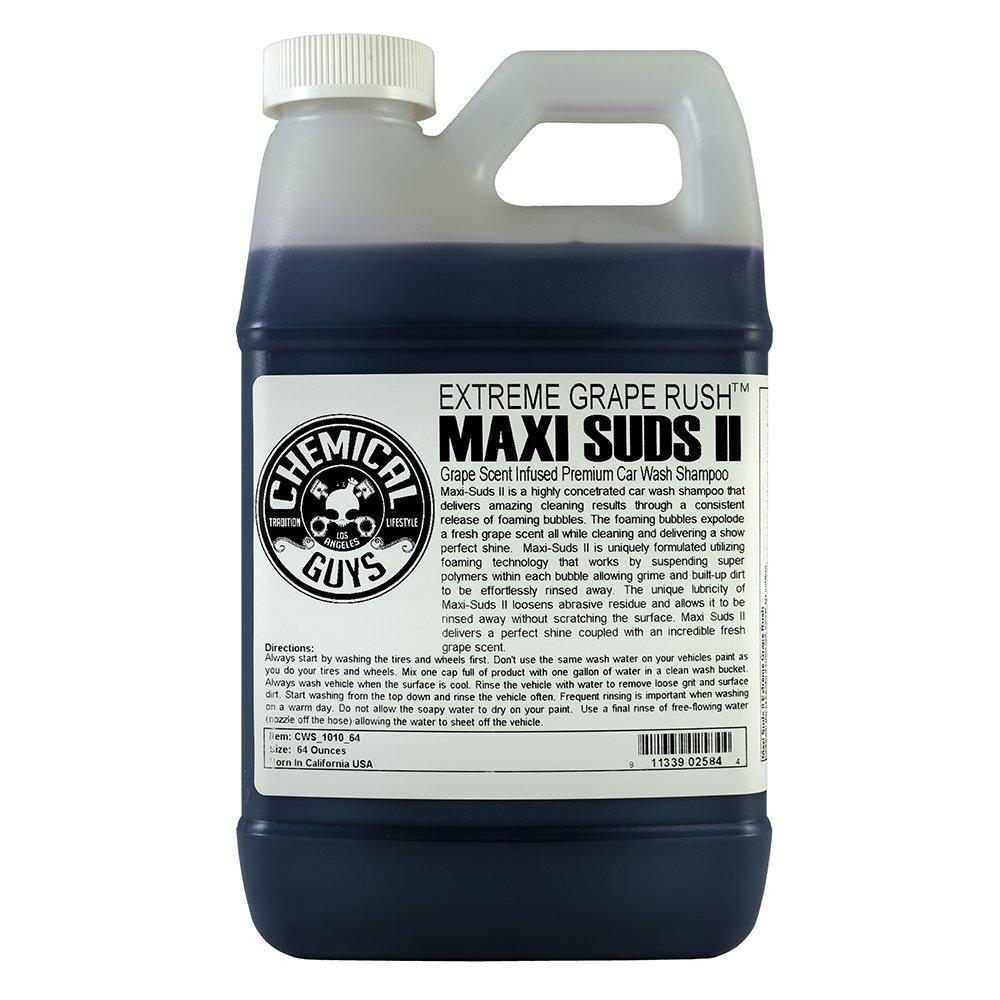 Chemical Guys CWS_1010_64 Car Wash Shampoo, 64 fl. oz. by Chemical Guys (Image #1)