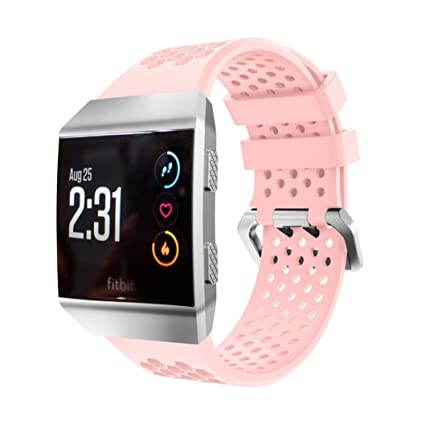 fitbit ionic correas reemplazo Fitbit Ionic funda protector correas ...