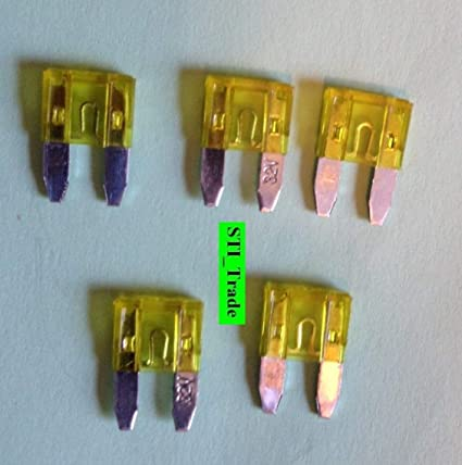 Tremendous Amazon Com Fuses Aqua Rite 20A 32V Mini Bladefuses 5 Pcs Wiring Database Aboleterrageneticorg