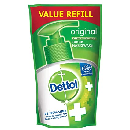 Dettol Liquid Handwash - 175 ml (Original): Amazon.in: Amazon Pantry
