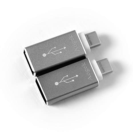 Nokia N1 for Apple New MacBook 12 3 PCS Nexus Chromebook Pixel Type C to USB 3.0 Adapter 5 Pack Aogek USB Type C Kit One Plus 2 and Other Devices Type C to Micro B Adapter 2 PCS