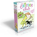 The Critter Club Collection: A Purrfect Four-Book Boxed Set: Amy and the Missing Puppy; All About Ellie; Liz Learns a Lesson; Marion Takes a Break