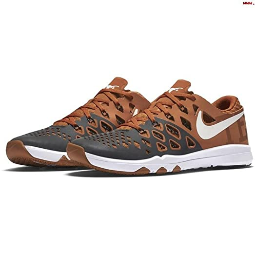Nike Men's Train Speed 4 AMP University of Texas Longhorns 844102 800 Size  13