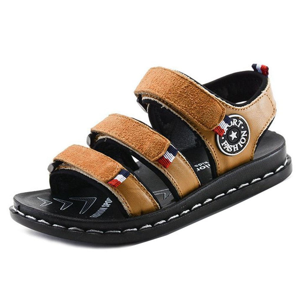 Boys Girls Outdoor Summer Sandals Kids Waterproof Hiking Sport Open Toe Cute Flats Sport Water Shoes