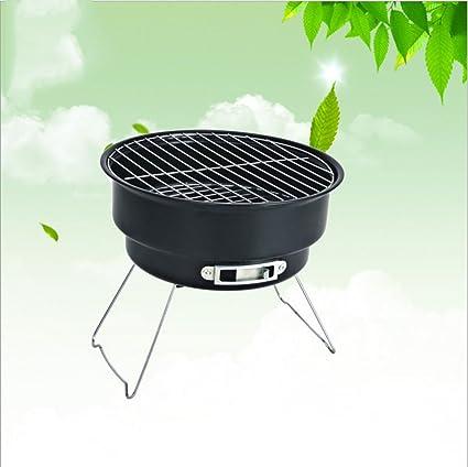 BBQ Parrilla para Barbacoa, Parrilla al Aire Libre, Parrilla de Carbón, Parrilla Plegable