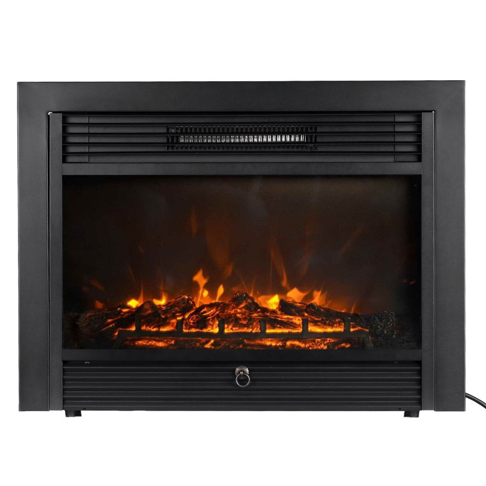 25% Off Homgeek Embedded Electric Fireplace Insert Heater