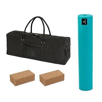 Kit de Yoga para Estudio de Yoga, Kit de Loto, Funda de 4 mm ...