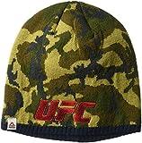 Reebok UFC Adult Camo Beanie, One Size, Grey