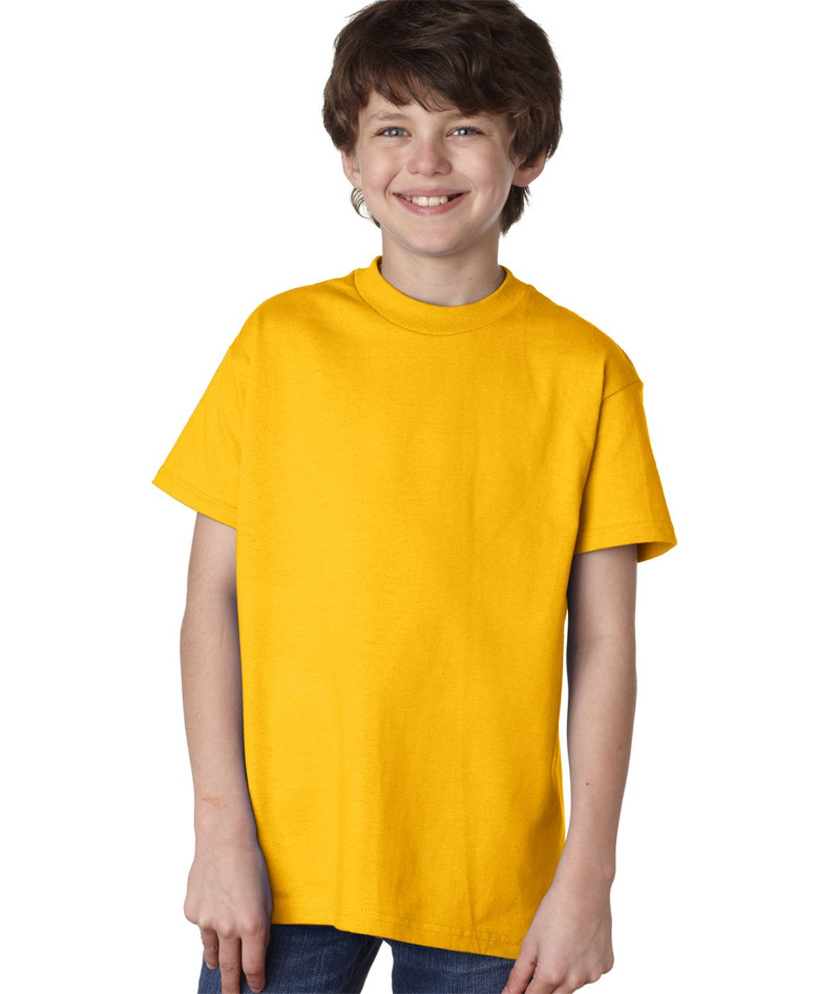 Hanes Youth 6.1 oz. Tagless T-Shirt 54500