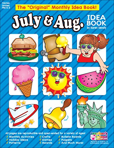 July-August Monthly Idea Book (The