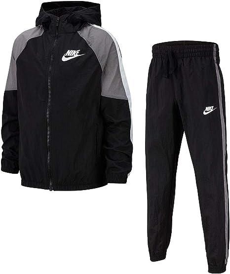 nike sportswear survetement garcon
