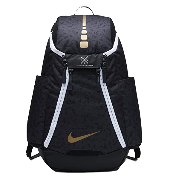 Amazon.com: Nike Hoops Elite Pro - Mochila de baloncesto ...