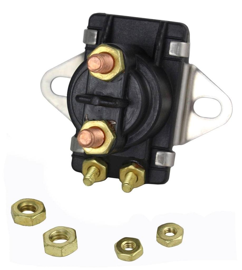 NEW POWER TRIM SOLENOID FITS MERCURY MARINER 80HP 90HP 115HP V135HP V150HP 89-96158T 89-96158 89-96158T 8996158 8996158T RAREELECTRICAL