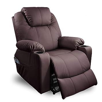 Amazon.com: Furgle silla reclinable con elevación eléctrica ...