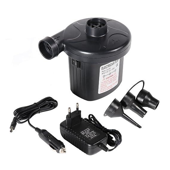 Woocika Pompa Elettrica, Gonfiabile Pompe Elettriche Pompa pneumatica elettrica portatile