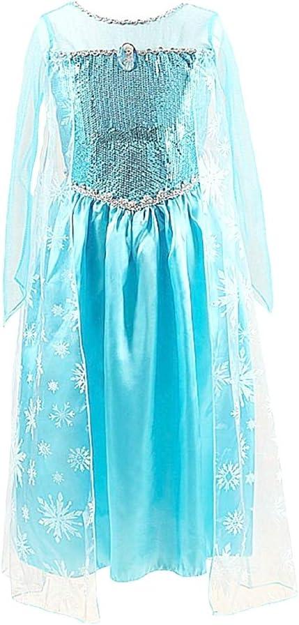 Disfraz de Elsa frozen - niña - modelo michelle - halloween ...