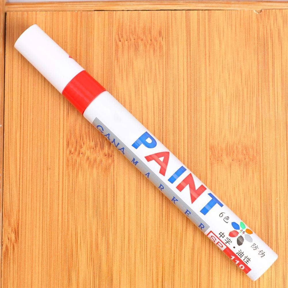 runnerequipment Stylo Universel de Peinture de Pneu de Voiture de marqueurs de Peinture SP110 pour des pneus