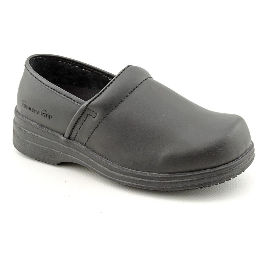 Genuine Grip Women's Mule Casual Shoe Black