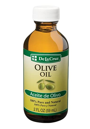 De La Cruz Aceite de Olivo Olive Oil - 2 fl oz bottle