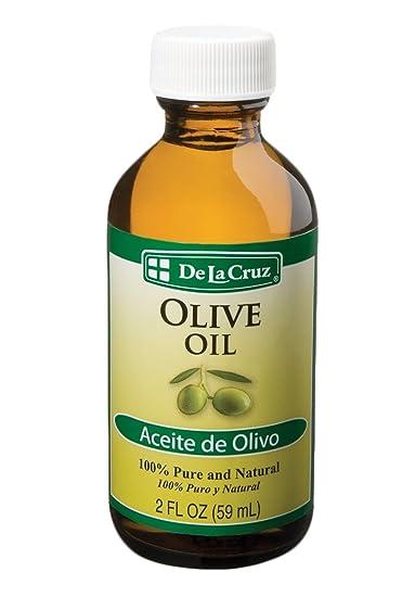 De La Cruz Aceite de Olivo Olive Oil - 2 fl oz bottle