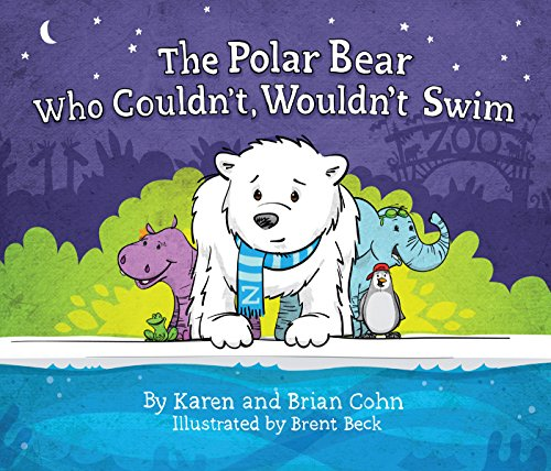 - The Polar Bear Who Couldn't, Wouldn't Swim