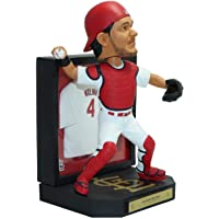 $54 » Yadier Molina St. Louis Cardinals Framed Jersey Bobblehead MLB