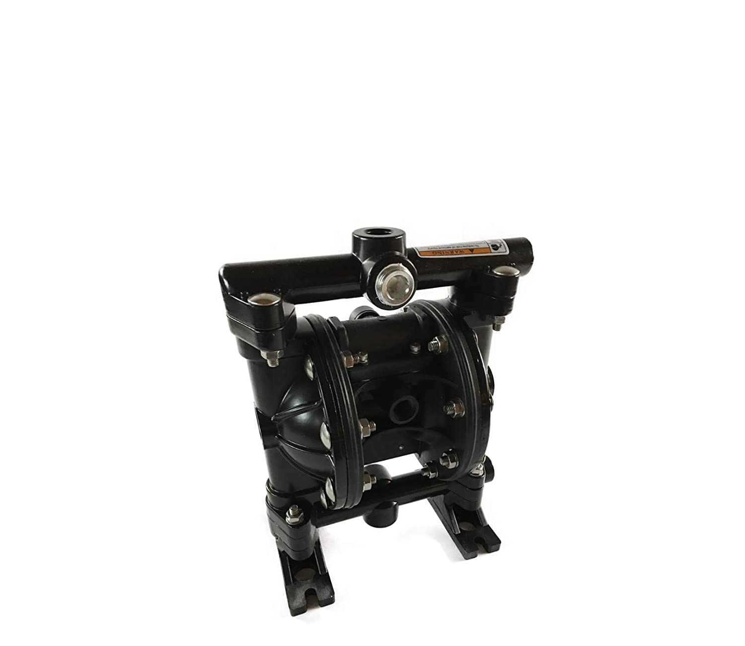 Double Diaphragm Air Pump PII.50A Chemical Industrial Aluminum 1//2 NPT Inlet//Outlet