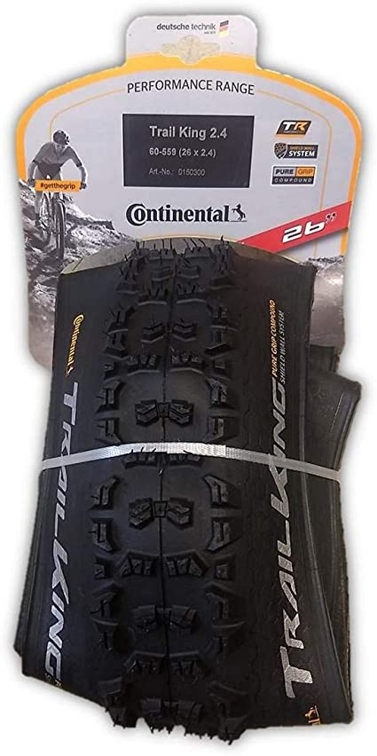 Continental Trail king Mountain Bike Tyre 26 x 2.4