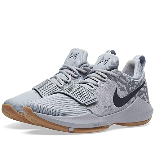 best service a566b 6696a NIKE Men's Paul George PG 1 Basketball Shoes: Amazon.co.uk ...