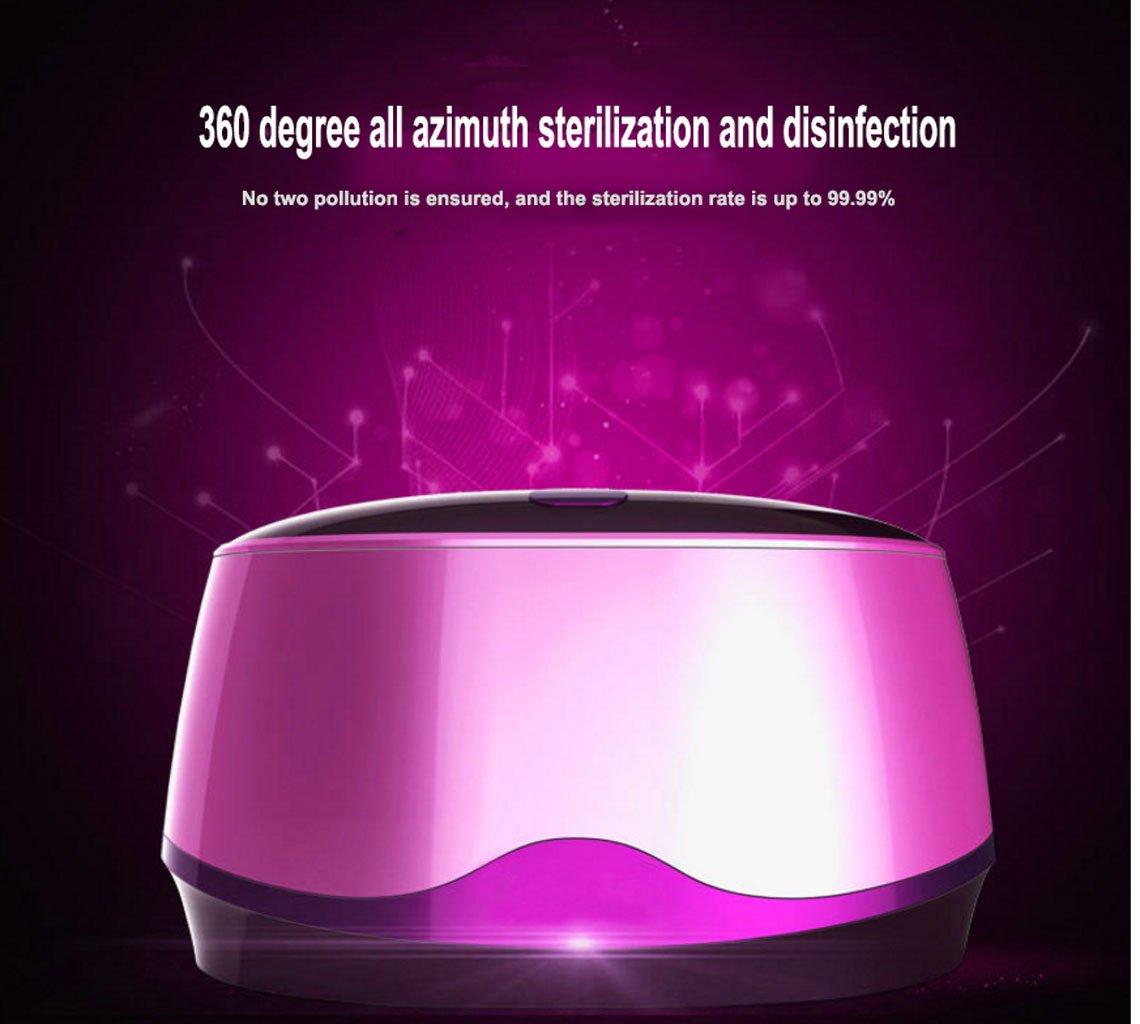 Esterilizadores Ultravioleta para Ropa Interior, Adecuado para teléfonos móviles, Tijeras, biberones, Juguetes para Relojes y Otros Objetos pequeños: ...