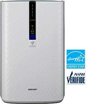 Sharp KC-850U PlasmaCluster True HEPA Portable Air Purifier