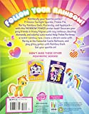 My Little Pony: The Rainbow Power Sticker Book (My Little Pony (Little, Brown & Company))