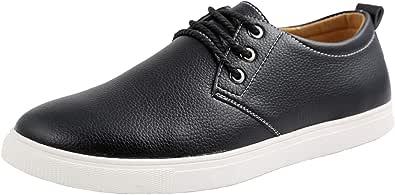 WUIWUIYU - Zapatillas de ciudad para hombre Oxford Derby Casual Business Transpirable, talla 38 - 49 EU