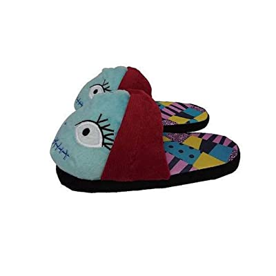 Disney Nightmare Before Christmas Character House Slippers - Sally Large (9/10): Toys & Games