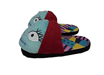 fd75b1ed65c Image Unavailable. Image not available for. Color  Disney Nightmare Before  Christmas Character House Slippers ...