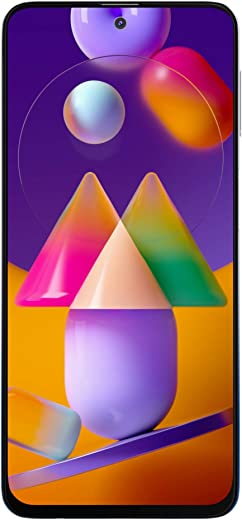 Samsung Galaxy M31s (Mirage Blue, 128 GB)(6 GB RAM)