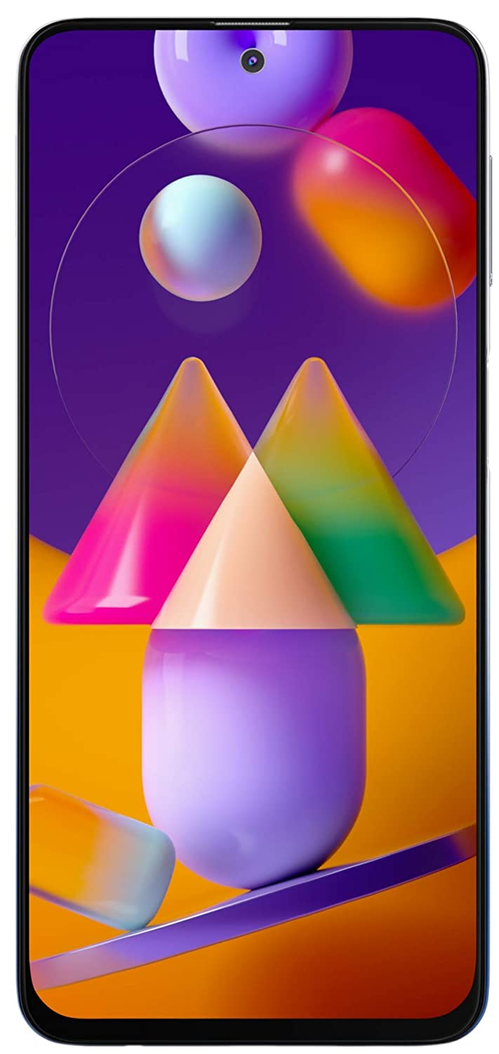 Samsung Galaxy M31s (Mirage Blue, 8GB RAM, 128GB Storage)