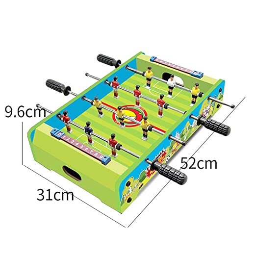 YZWJ Kinderspielzeug Table Football Machine Escritorio de fútbol ...