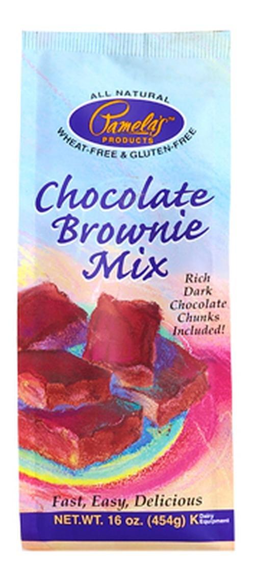 Pamela's Products Gluten Free Chocolate Brownie Mix Gluten Free (6x16 OZ)