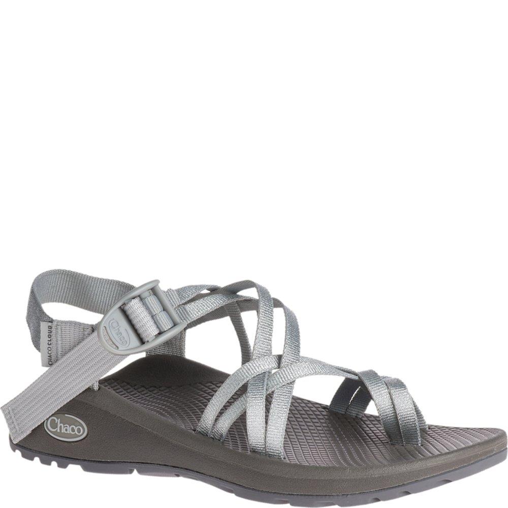 Chaco Women's Zcloud X2 Sport Sandal B078J82XQ4 11 M US|Metallic Silver