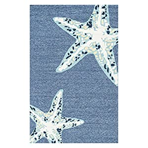 61d-tXfQLmL._SS300_ Starfish Rugs and Starfish Area Rugs