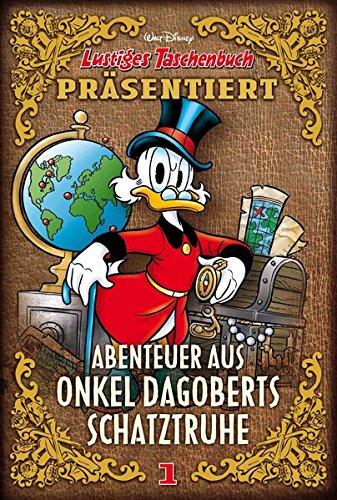 Abenteuer aus Onkel Dagoberts Schatztruhe 01: Lustiges Taschenbuch präsentiert Taschenbuch – 5. Juni 2015 Walt Disney Adolf Kabatek Egmont Ehapa Media 3841336019
