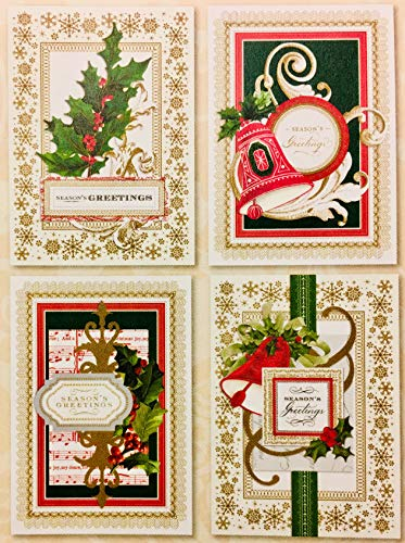 (Anna Griffin | Season Greetings | Card-Making Kit | Makes 4 Cards | SB751)